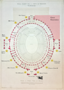 The Royal Albert Hall Stars, Royal Albert Hall Archive
